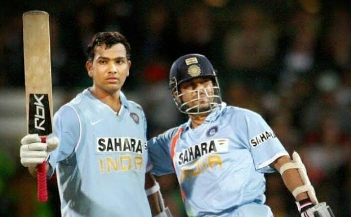 A thread about Rohit Sharma: Rohit Sharma had always been known as the most talented young batsman in India. The hype from the very beginning of his early cricket days in Mumbai is probably at par with the great Sachin Tendulkar. <br>http://pic.twitter.com/Tg2ljOexXb