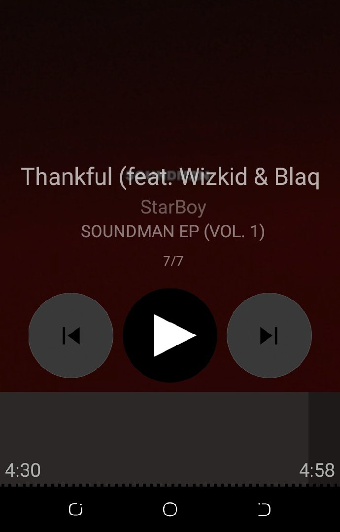 Wizkid is not your mate #soundmanEP<br>http://pic.twitter.com/uQ9bFdq9Ig