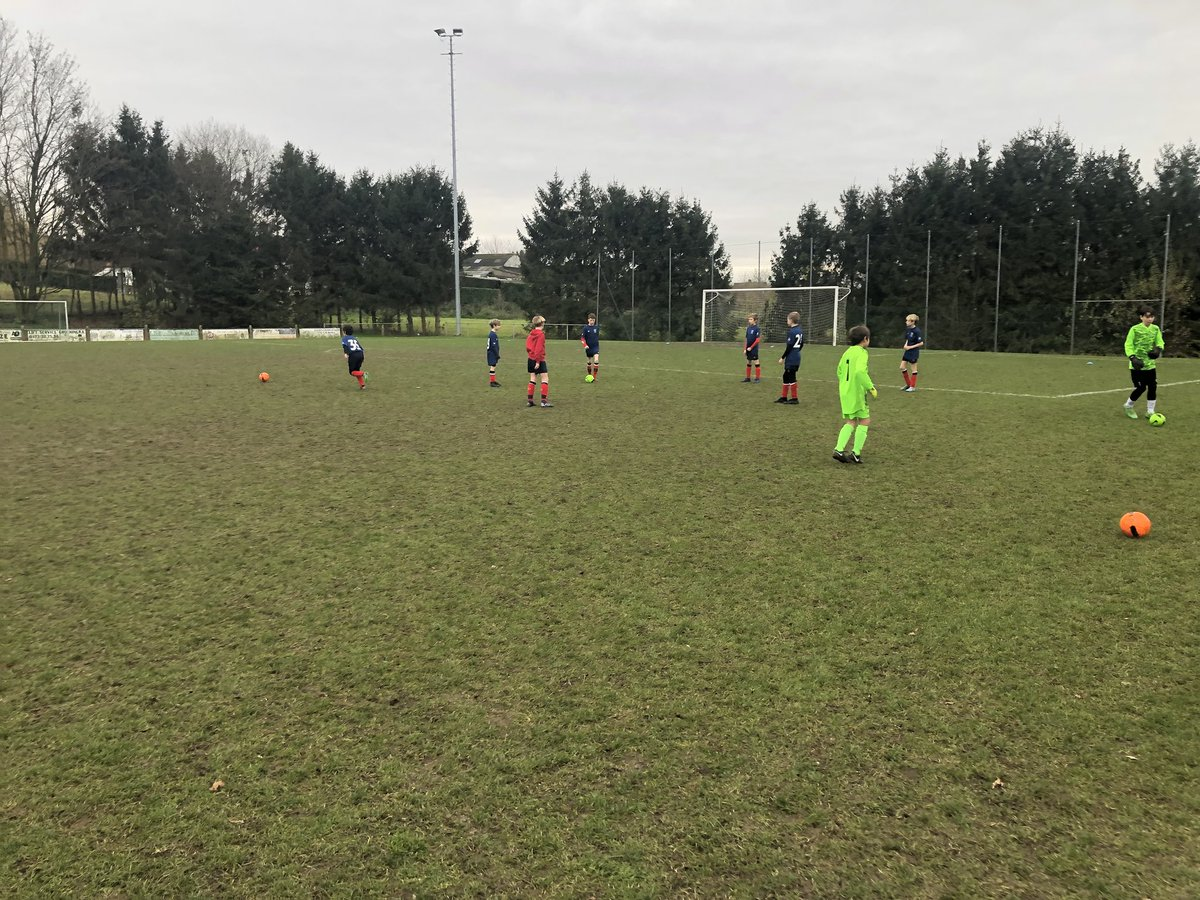 """BSB Sports on Twitter: """"Our u12 Football teams warming up ahead of today's  games v Fc Moorsel. #GoBSB… """""""