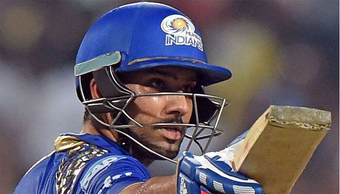 Inspite of his poor international form, he remained the blue eyed boy of Indian Cricket with scintillating performances in every season of IPL.  After splendid 3 seasons with the Deccan Chargers, he was bought by Mumbai Indians as a successor to the great Sachin Tendulkar. <br>http://pic.twitter.com/AwLcGWYRzg