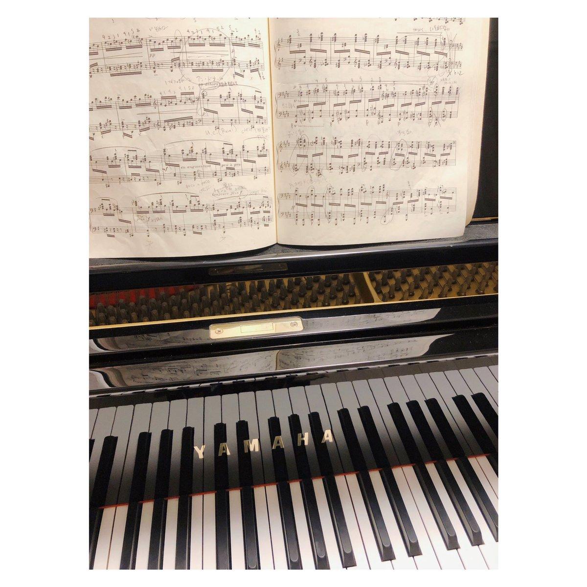 test ツイッターメディア - 父が東京出張で忙しい中、我が家のピアノも調律してくれてました☺️ 音が整って弾くのが楽しい✨ ピアノ部屋も出来たし久しぶりに動画載せれるように頑張ります🎹🙏 #学生時代のなぐり書きがひどい😂 https://t.co/CsxbE15dCI