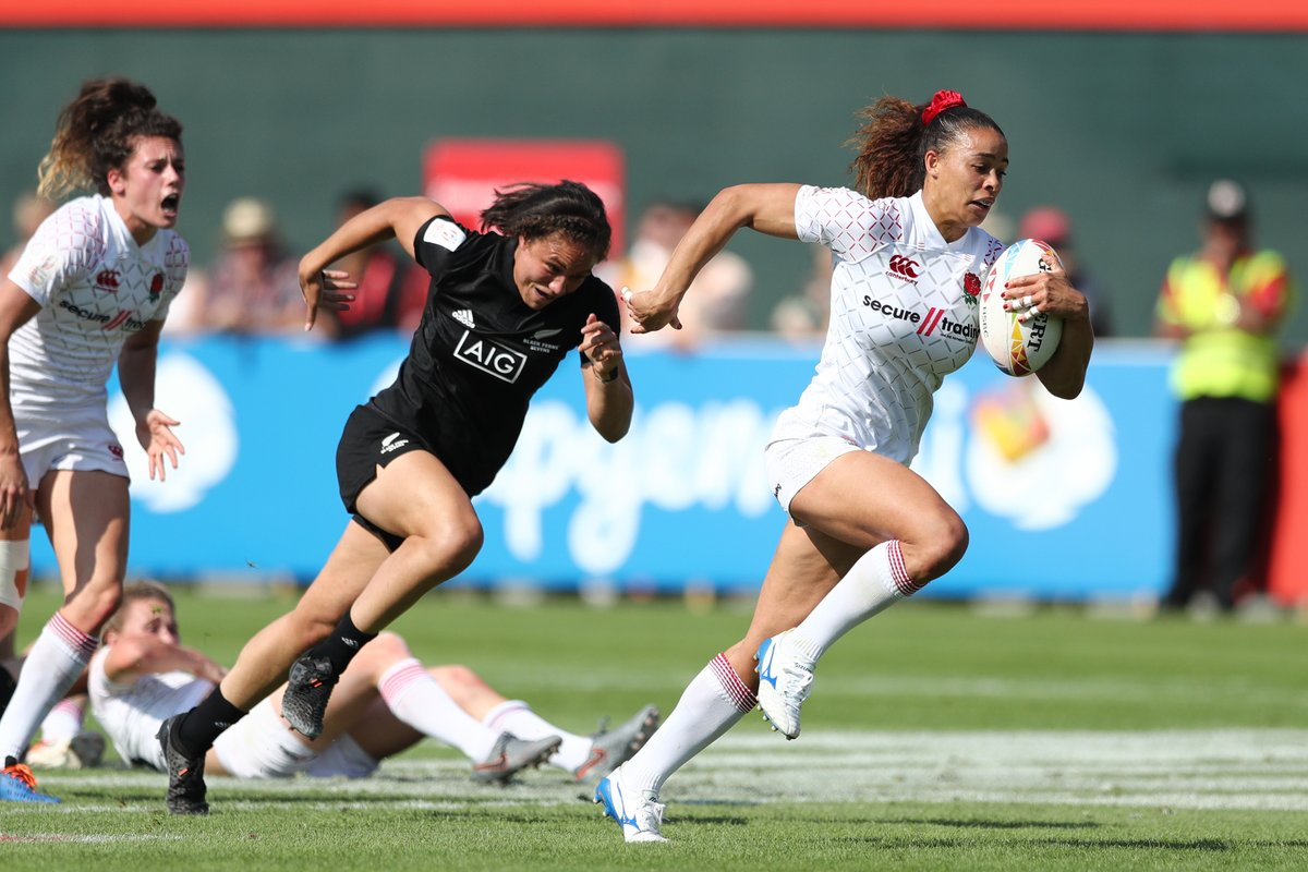 test Twitter Media - England women finished ninth at the #Dubai7s after beating Ireland on day 3️⃣  Report ➡️https://t.co/9PJazszdUj https://t.co/z87jKsIbs8