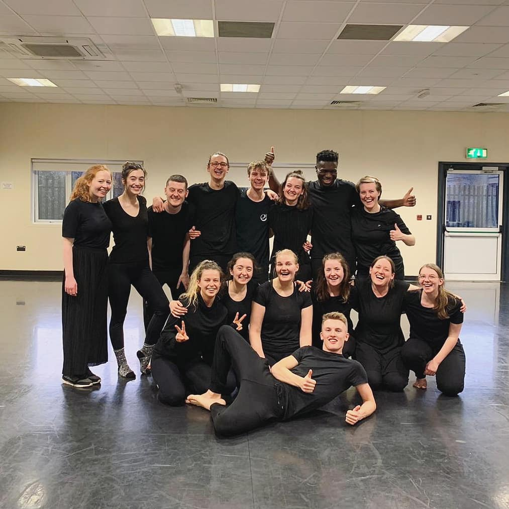 How is it already the end of our first term  Much love Skills Group 1  @E15actingschool   #East15 #actorsintraining #theatrenerds #postgraduate #actorblacks #squadgoals #bossyfollowthread<br>http://pic.twitter.com/ajRufmOUBQ
