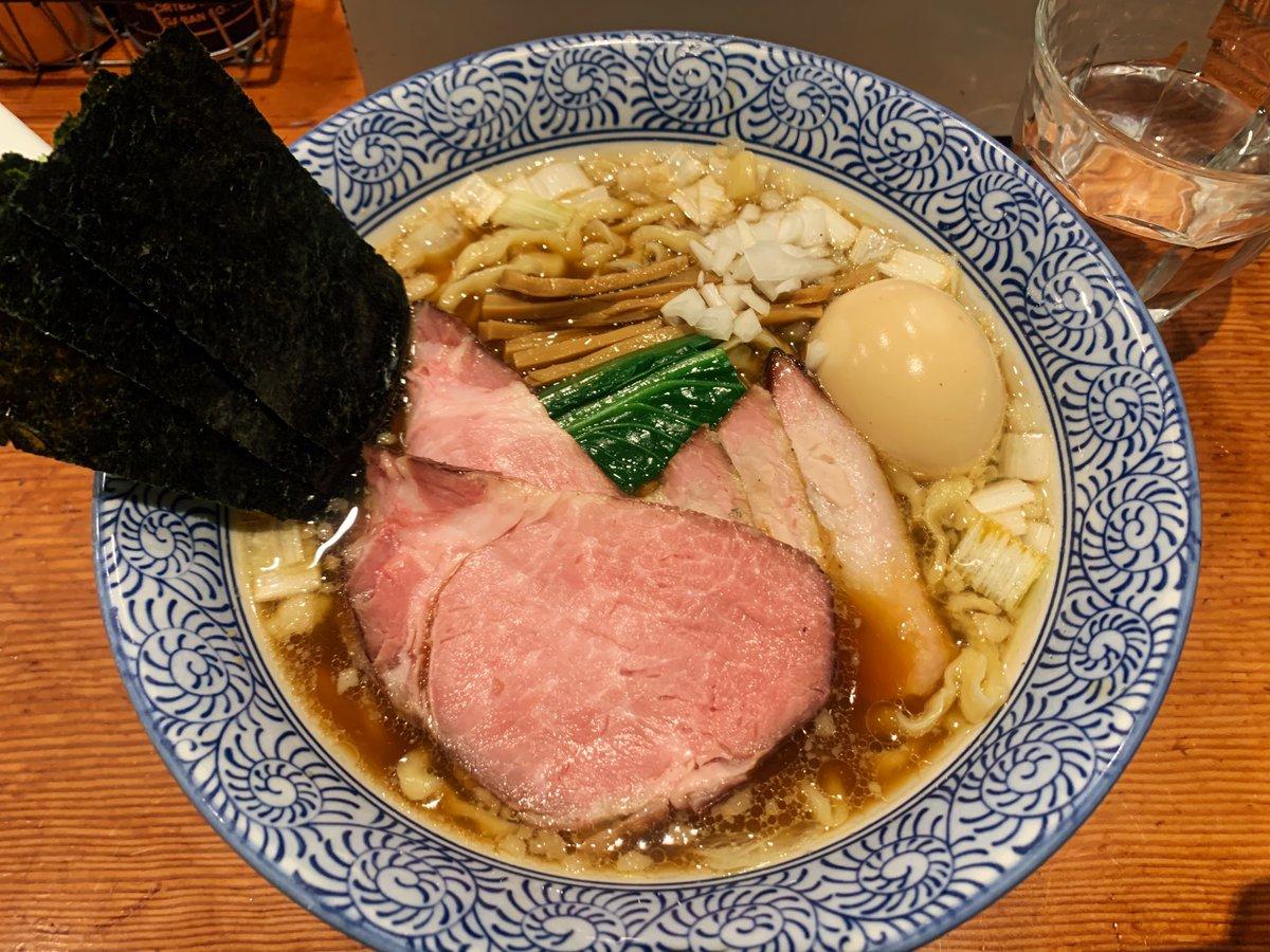 『麺処ほん田』モチモチ太麺の「特製手揉み中華そば」出汁の旨味が染みこんだスープに浸しながら食べる麺は格別【グルメ】