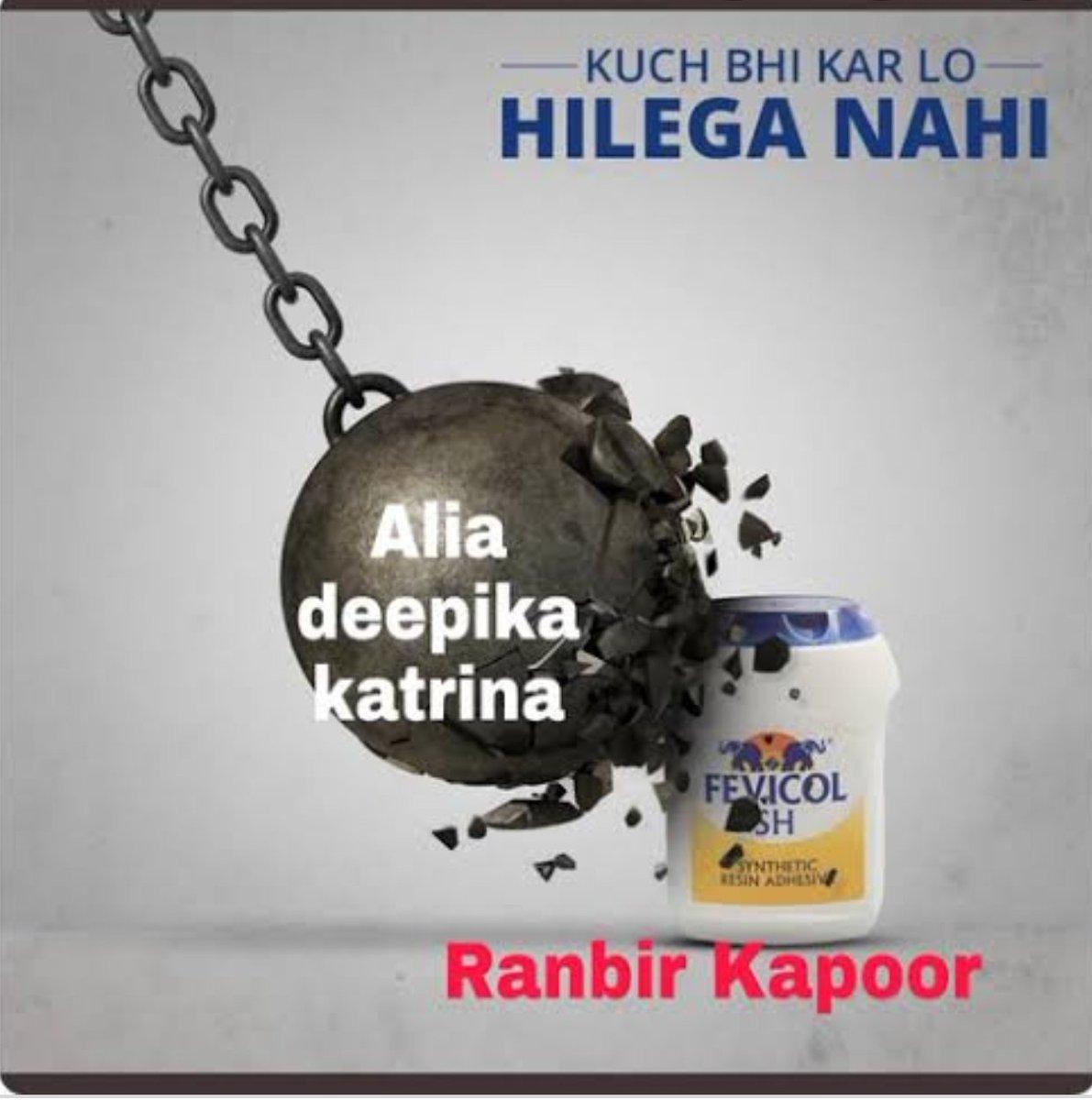 #RanbirKapoor be like 😂😂😂#MyFevicolAd  @StuckByFevicol