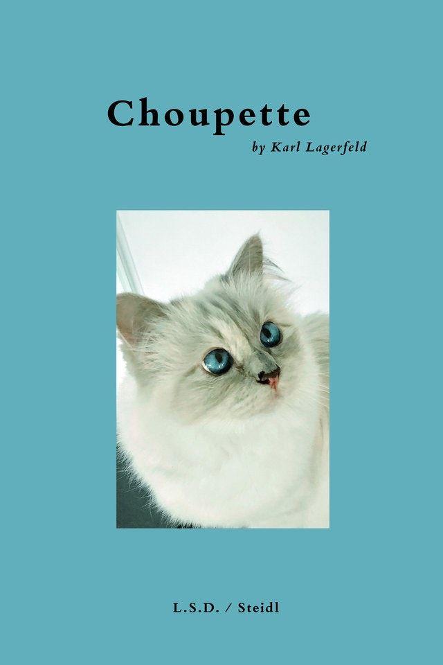 撮影者カールの深い愛が伝わってくる、世界一ラグジュアリーな生活を送る猫シュペットの写真集がついに発売。
