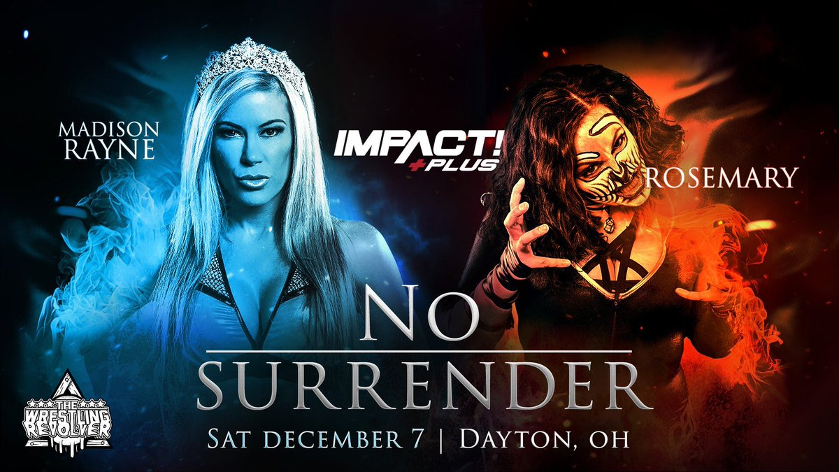 Impact No Surrender Results (12/7): New Talent Signed, Sami Callihan Vs. Rich Swann