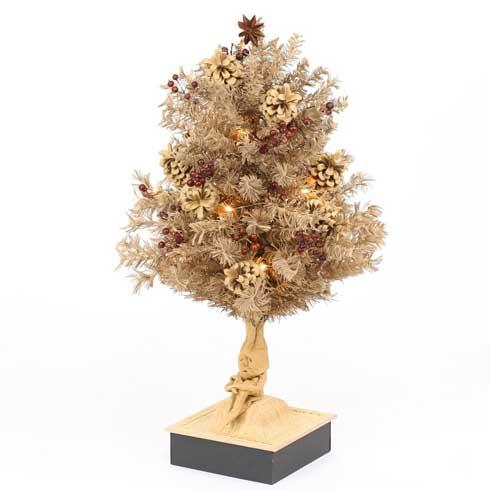 これがダンボールだと……紙製とは思えないツリーの存在感と美しさ ダンボールで作ったクリスマスツリーがすごい  @itm_nlabから