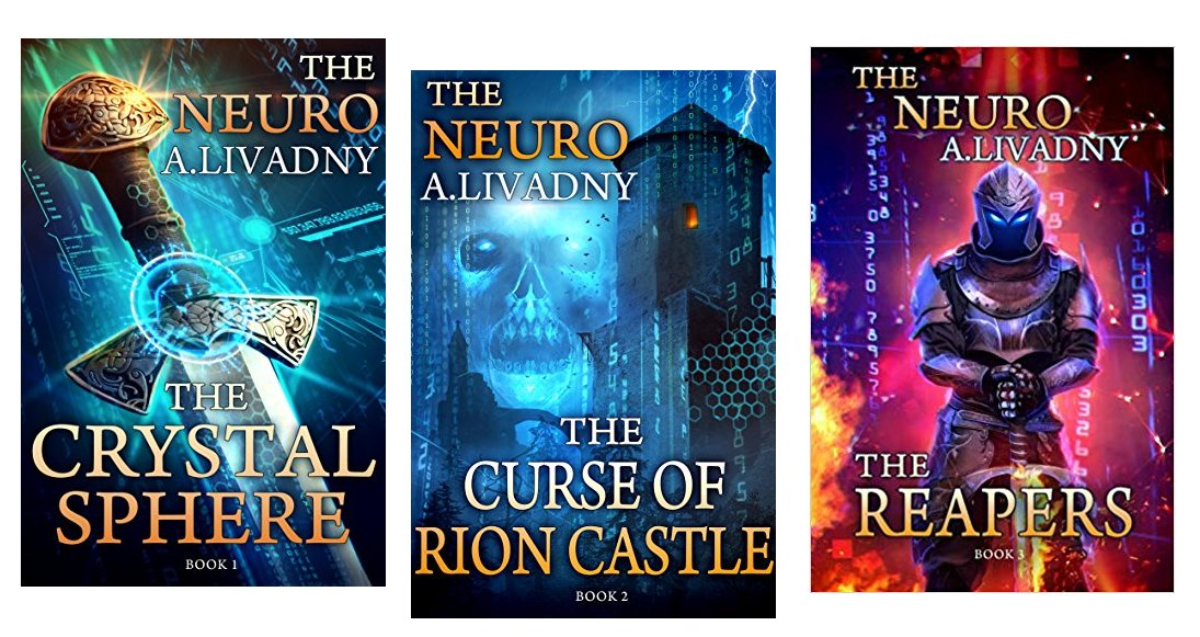 Im worried that this book series could give a misleading impression of modern neuro-science