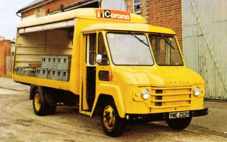 Corona Van better known to some of you as the pop van 🚚