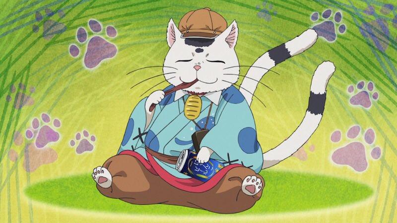 \新作OAD先行カット公開/上映会にて解禁となりました先行カットを公開です😼「けっこう毛だらけ猫灰だらけ」「よきにはからえ」小判、漢さんが大活躍する猫回は必見です🐈是非チェックして下さいね🐱❗️#鬼灯の冷徹