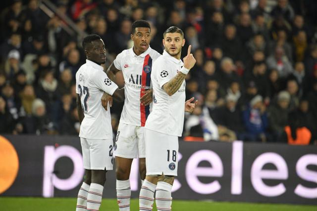 PSG : Presnel Kimpembe et Idrissa Gueye sortent sur blessure à Montpellier ow.ly/vCkw30pZSms