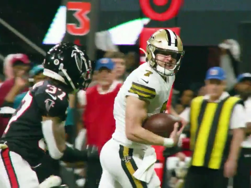 Our building. Our backbone. #Saints   Taysom Hill helps us take a look at what Week 14 means 𝐅𝐑𝐎𝐌 𝐓𝐇𝐄 𝐒𝐓𝐀𝐑𝐓.