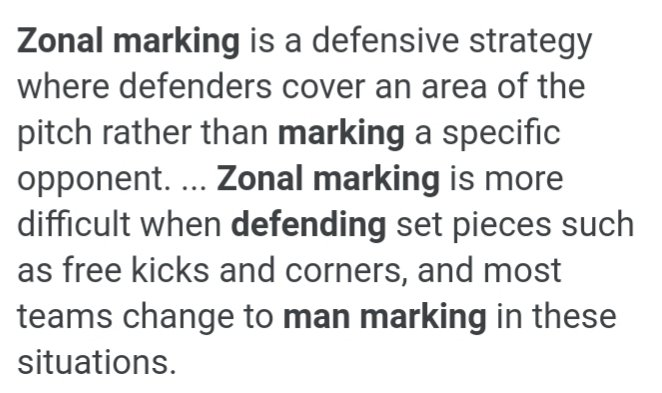 #Zonal #Defending #versus #player #marking   ⚽️ Which is your preference?  ⚽️ What are the pros and cons?  #coach #coaching #football #soccer #training #session #development #ideas