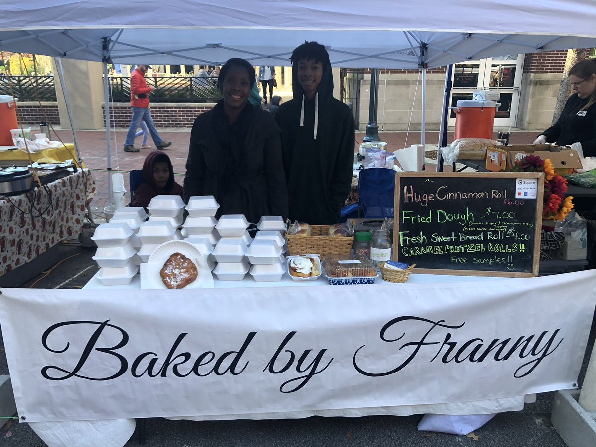 Come see Spring Valleys own Jakai Wright and family at Soda City! They sell cinnamon buns every Saturday on Main St! https://t.co/FkoQt9HnGk