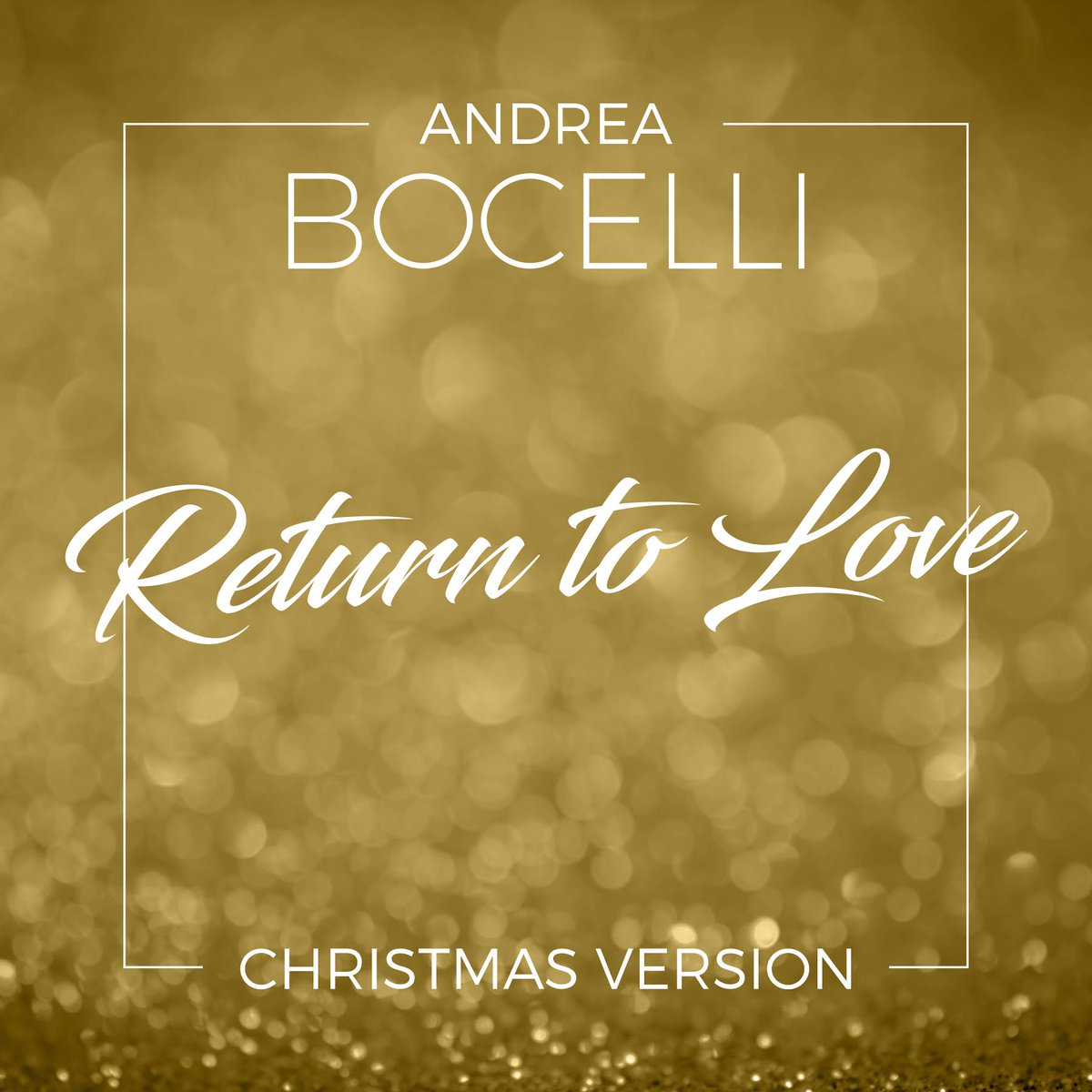 We are delighted to announce this very special gospel choir and orchestra version of 'Return to Love', just in time for #Christmas: AndreaBocelli.lnk.to/ReturnToLoveXm…
