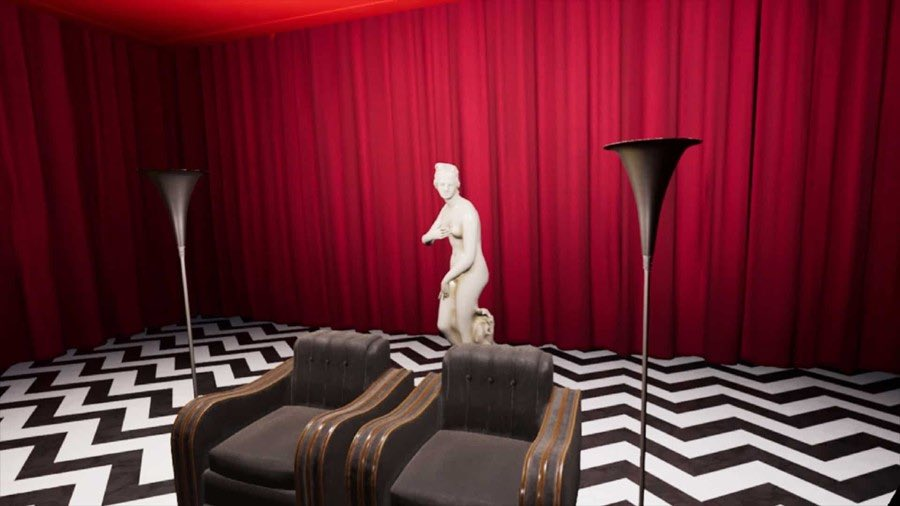 Get immersed in the world of #TwinPeaks like never before. @Dazed gives you a first look at the Twin Peaks VR experience