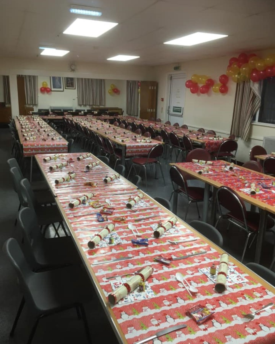Its time for another #ACF #Christmas dinner in #Colchester for our #Cadets!