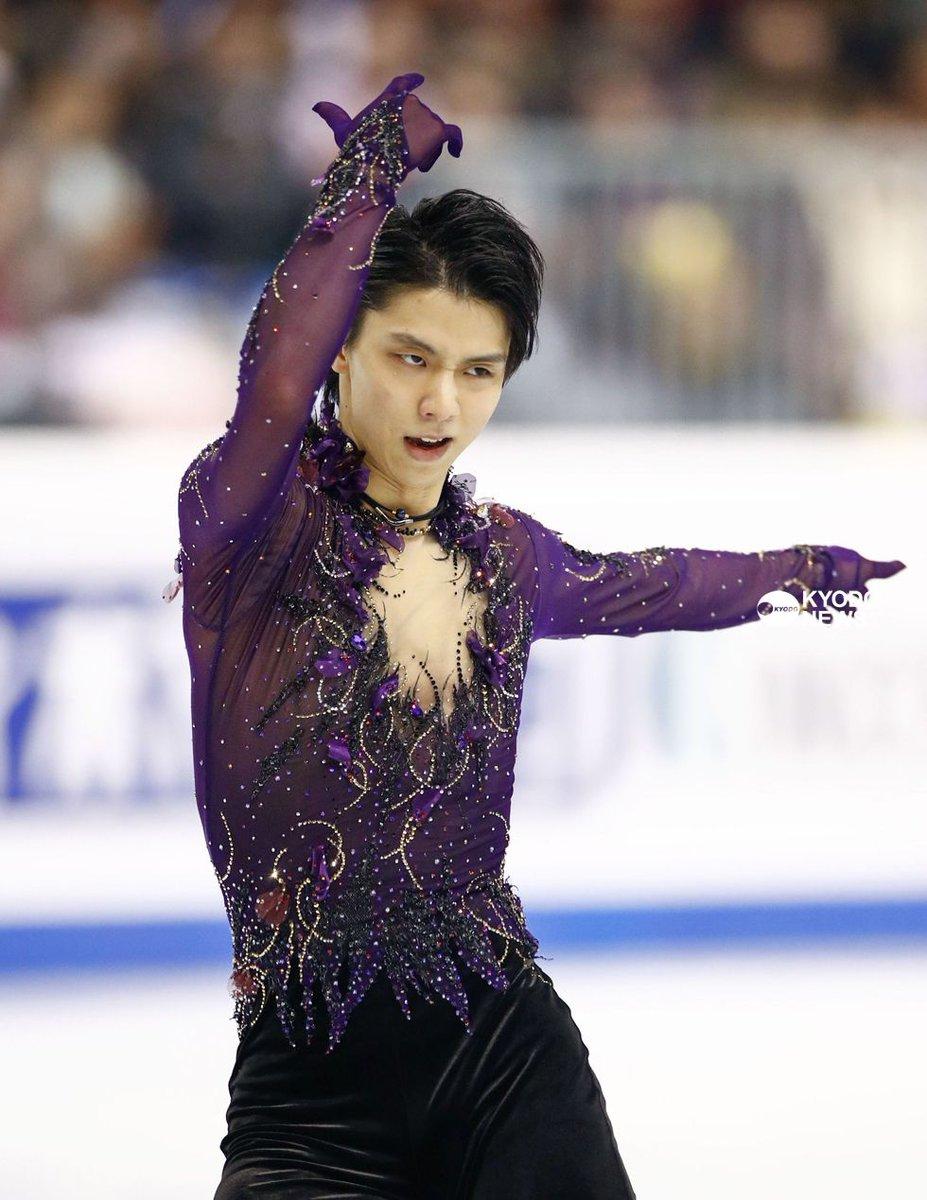 #フィギュアスケート の #グランプリファイナル 男子で、2位となった #羽生結弦 (撮影・水野陽介) #YuzuruHanyu #GPFTurino2019