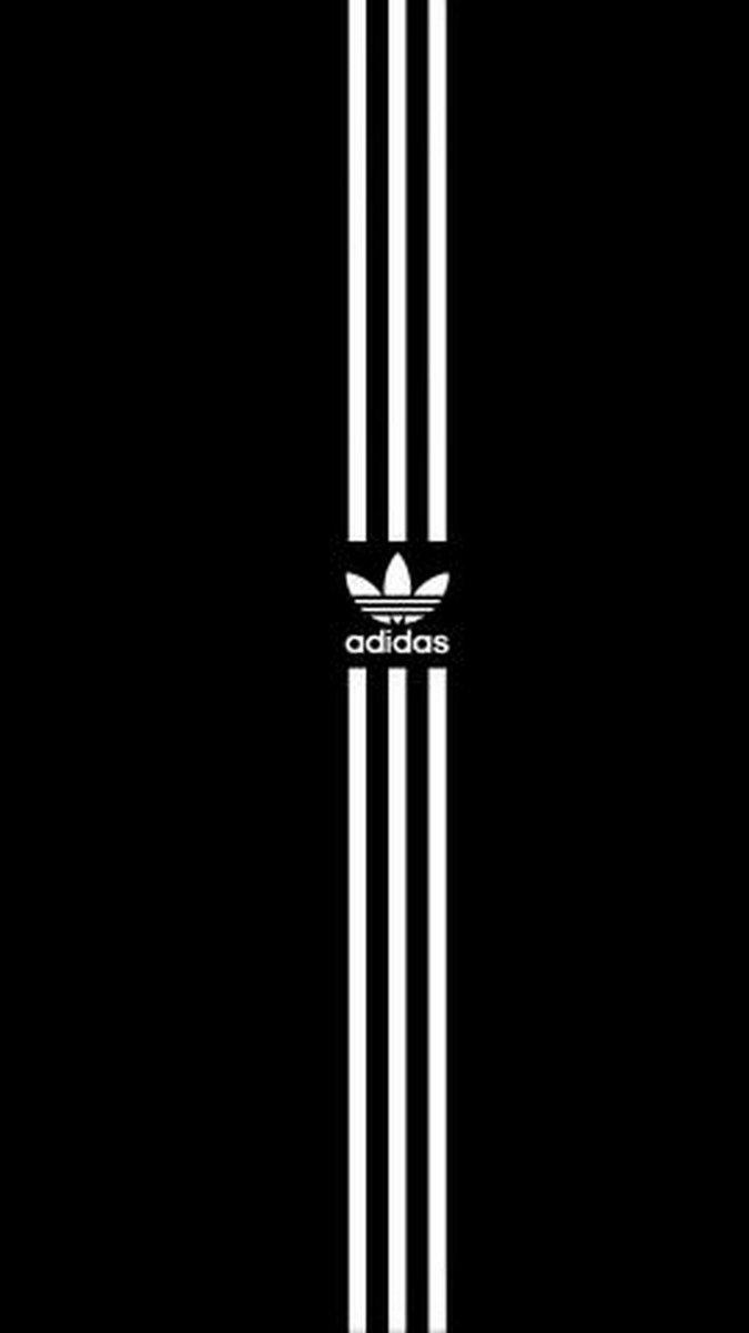 3d Iphone Wallpaper On Twitter Adidas Logo Iphone 8 Wallpaper