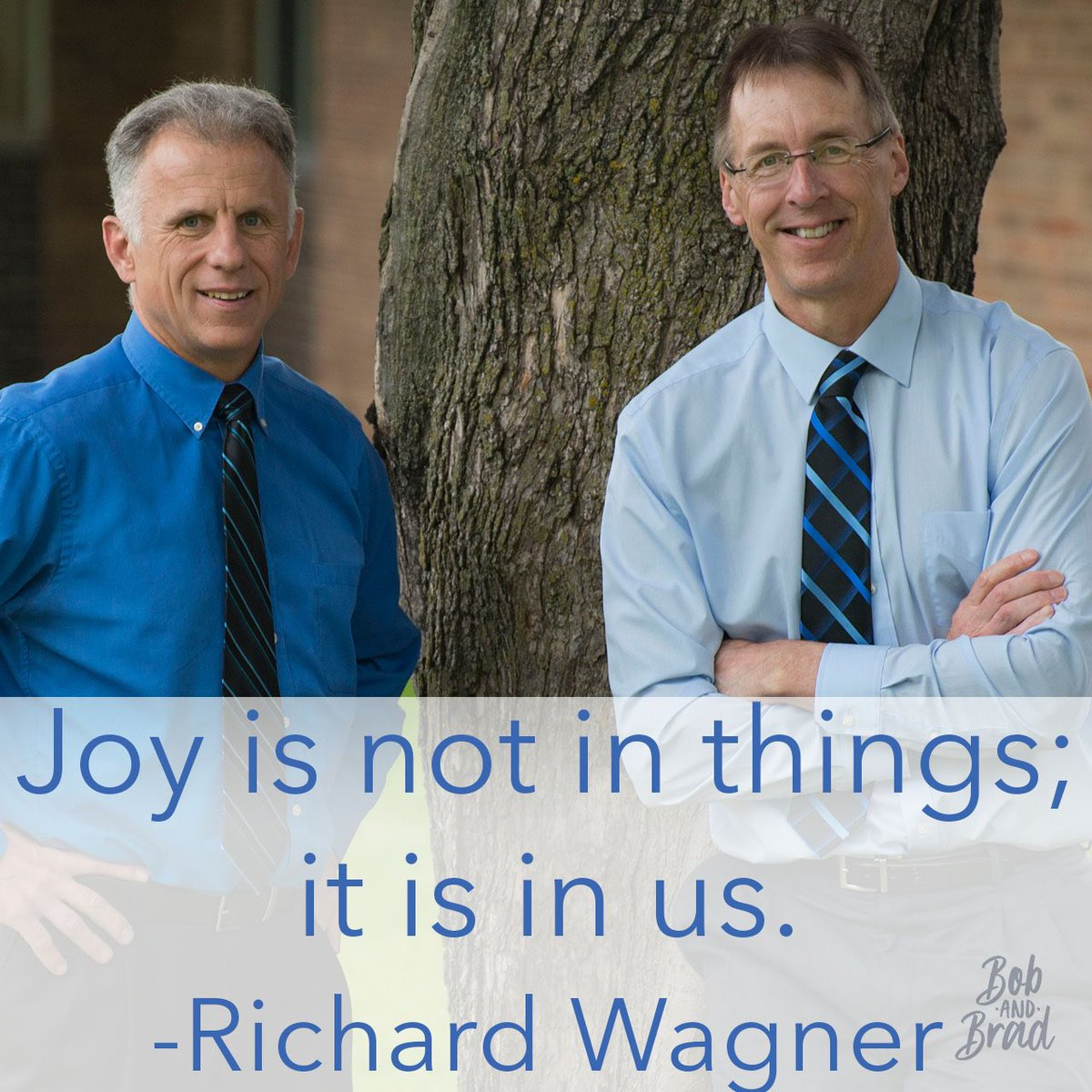 Quote of the day from Bob and Brad! #BobandBrad #FamousPT #healthy #fit #painfree #physicalTherapy #fitness #Quote #quotes
