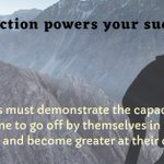 Image for the Tweet beginning: Reflection powers your success! Leaders must