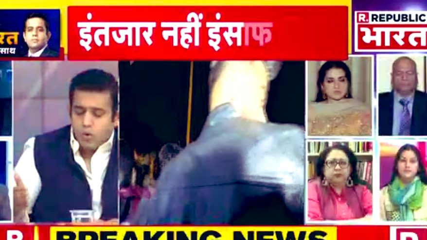 Our commitment to special courts a must in rape cases. No mercy petitions irrespective of age in rape cases . On @Republic_Bharat @republic @BJP4India @blsanthosh  #JusticeForRoja #JusticeForDisha #JusticeForUnnaokibeti<br>http://pic.twitter.com/bAojkH412a