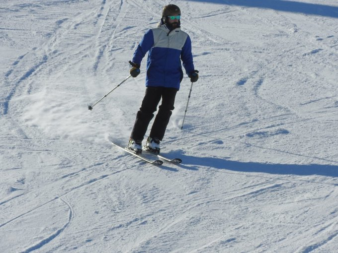 Seguimos disfrutando del fin de semana y de las buenas condiciones de nieve @ValldeBoi #pirineusdelleida