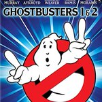 Image for the Tweet beginning: Ghostbusters & Ghostbusters 2 Blu-Ray