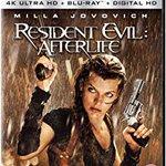 Image for the Tweet beginning: Resident Evil: Afterlife (4K Ultra