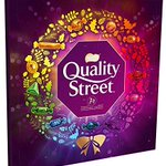 Image for the Tweet beginning: Quality Street Chocolate Christmas Advent