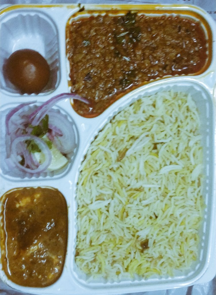 @faasos #EatGoodEatExciting Good packing, great taste https://t.co/9DS2Yailol
