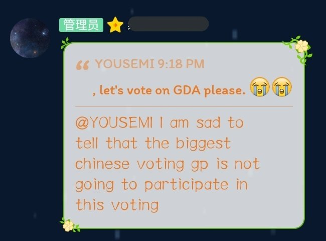 Chinese biggest Fanbase for votings will not participate GDA votings. They never participate voting since after MAMA 2017 awarding. EXO_LAB also won't participate on votings . Please, let's help each other to vote!!  Let's give what EXO deserve!   @weareoneEXO <br>http://pic.twitter.com/xfYRBTPCHC