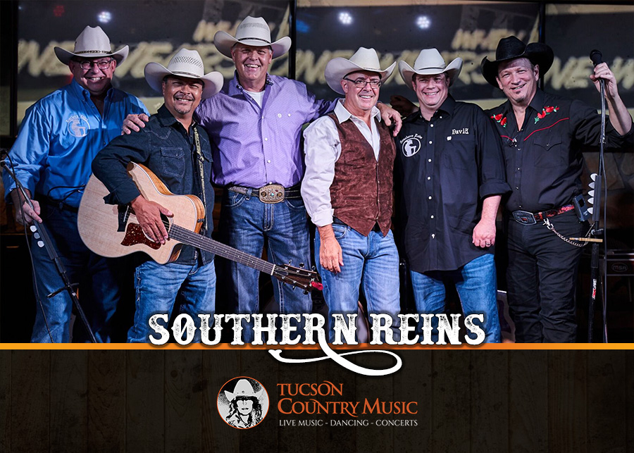 Southern Reins will be playing live country music on Saturday, December 7 at Outlaw Saloon. Outlaw Saloon along with Tucson country music fans welcome Southern Reins on Saturday, December 7 starting at 9:00 PM. Hope to see y'all there.  #CountryMusic #Dan