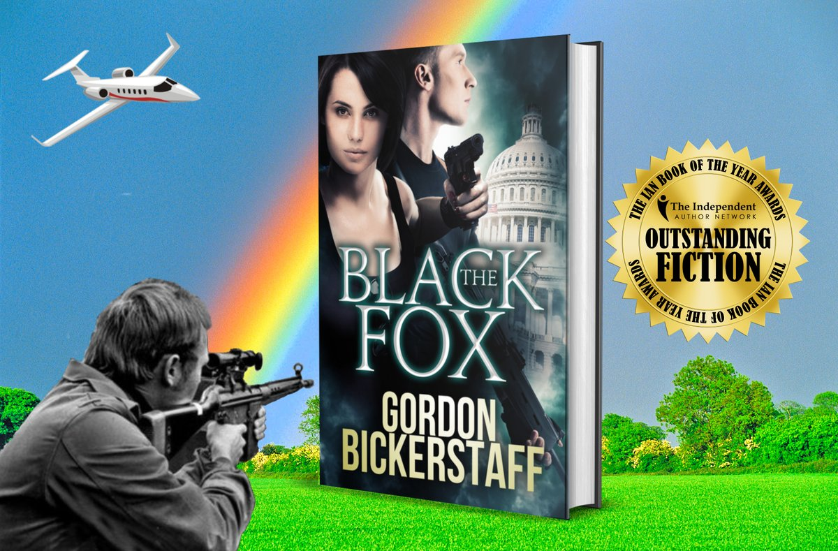 'Her code name is, 'the black fox'. That tells you everything you need to know.' http://mybook.to/TBFox  #ThrillingRead #bookblast #booknerd #BookReviewer #BookWorms #LoveThrillers #ian1pic.twitter.com/QNaK2v0Y4m