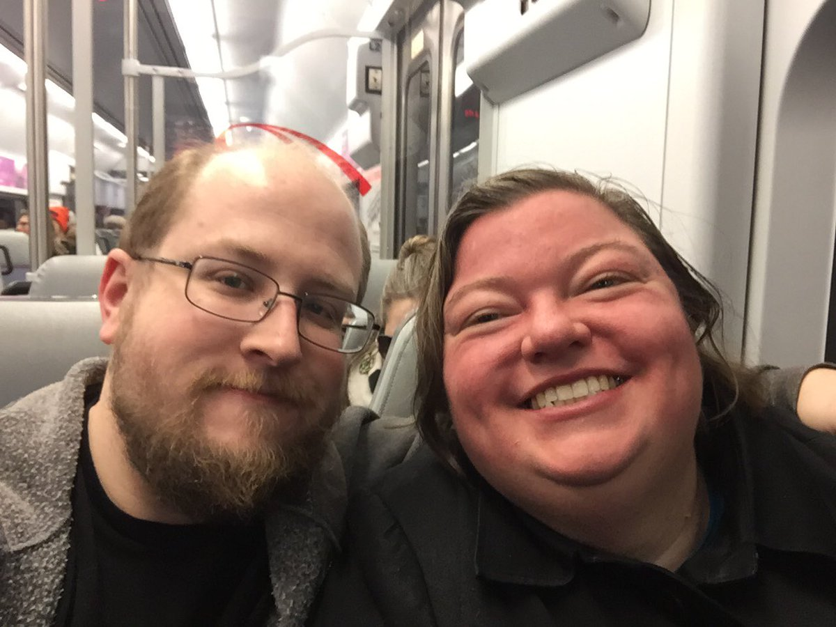 Off to #PAXUnplugged2019 with @APOPanda09
