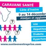 Une caravane santé pour promouvoir le dépistage multimaladies dans l'environnement des entreprises en Côte d'Ivoire https://t.co/q3JOa7GjXa @see_asso