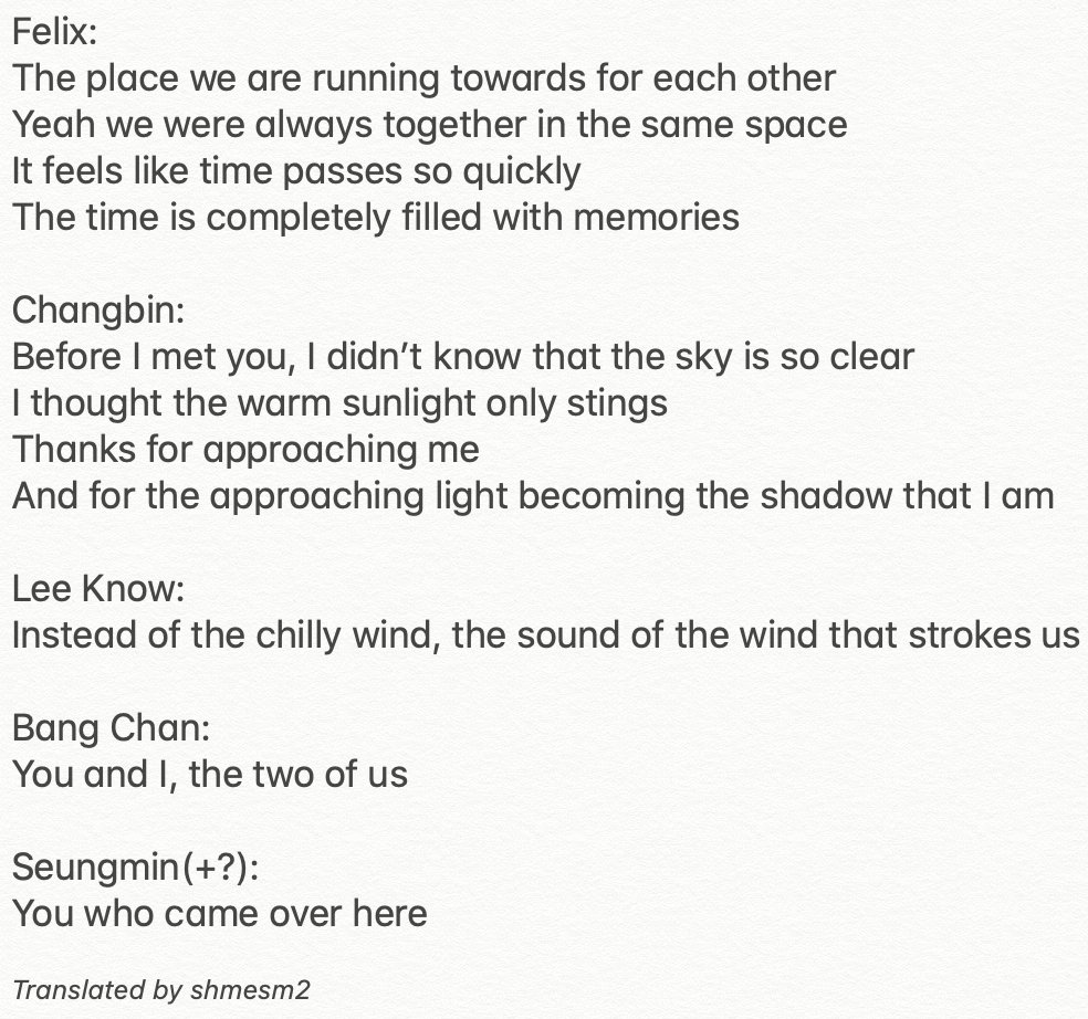 rough English translation of 'You can STAY' lyrics  some of the lyrics are sort of metaphorical so I wasn't sure how to translate some of them but...I hope the general idea comes across    https://www. youtube.com/watch?v=7stORr gbEAI  … <br>http://pic.twitter.com/e9pFK2OVt4