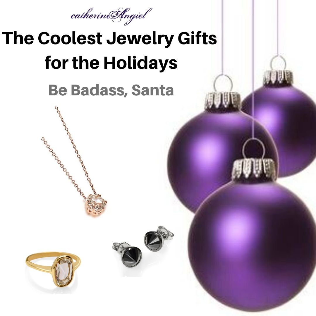 That's right, we said it. The COOLEST jewelry you can give this holiday season. Stop in this weekend and start crossing off your list  <br>http://pic.twitter.com/jyie0NhKyh