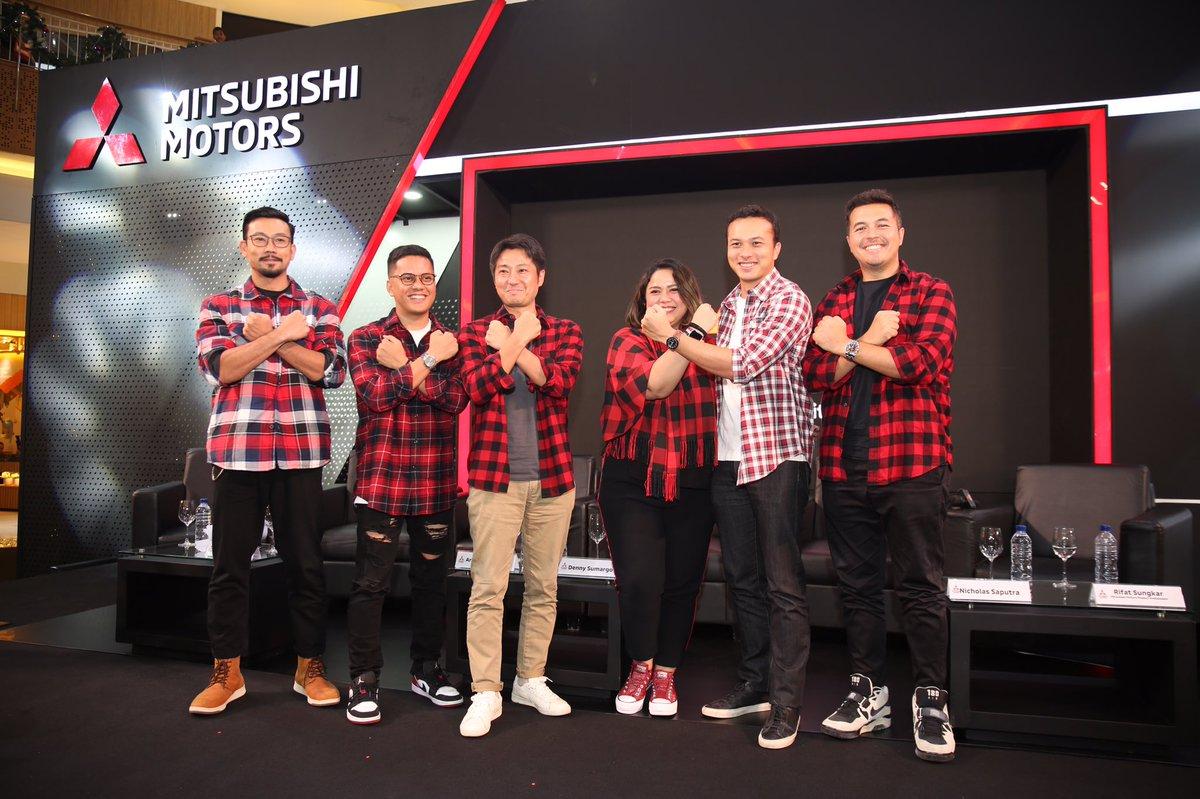 Pada gelaran Mitsubishi Auto Show di Summarecon Mall Serpong, Tangerang, 7 Desember 2019, Mitsubishi Motors Indonesia mempersembahkan kampanye digital #AyoGasTerus bersama Mitsubishi Xpander Cross.