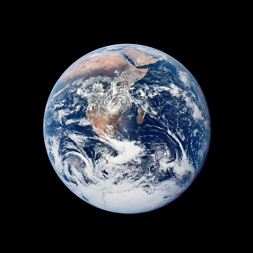 Behold: The beauty of our home planet!   On this day in 1972, Apollo 17 astronauts launched and saw our blue marble of a planet on their way to the Moon. Take a trip down memory lane:  https:// go.nasa.gov/2sVfxJI    <br>http://pic.twitter.com/9EpEhK1S40