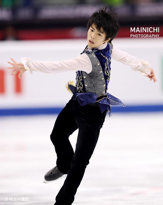 #フィギュアスケート のグランプリファイナルは、ジュニア男子で佐藤駿が優勝しました。#GPF2019 #GPF #GPFigure写真特集で→