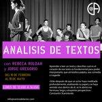 Image for the Tweet beginning: Módulo:ANÁLISIS DE TEXTOS  Aprender a