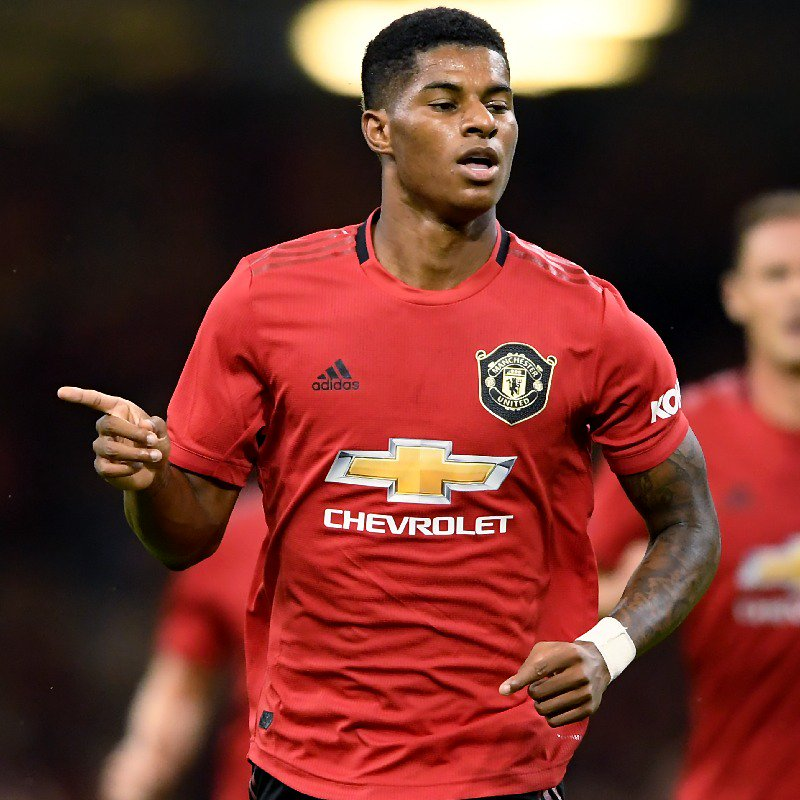 COMPETITION: If Marcus Rashford scores first against Man City today, we'll giveaway a 2019/20 Premier League shirt of your choice.  Simply RT and follow this account to enter.  <br>http://pic.twitter.com/f5bV0TdgMv