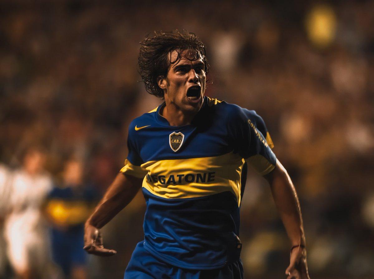 Palermo y éste tipo marcaron mi infancia. Te amo pocho