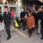 Image for the Tweet beginning: #Manisa #Kula'da belediye başkanlığımızı ve