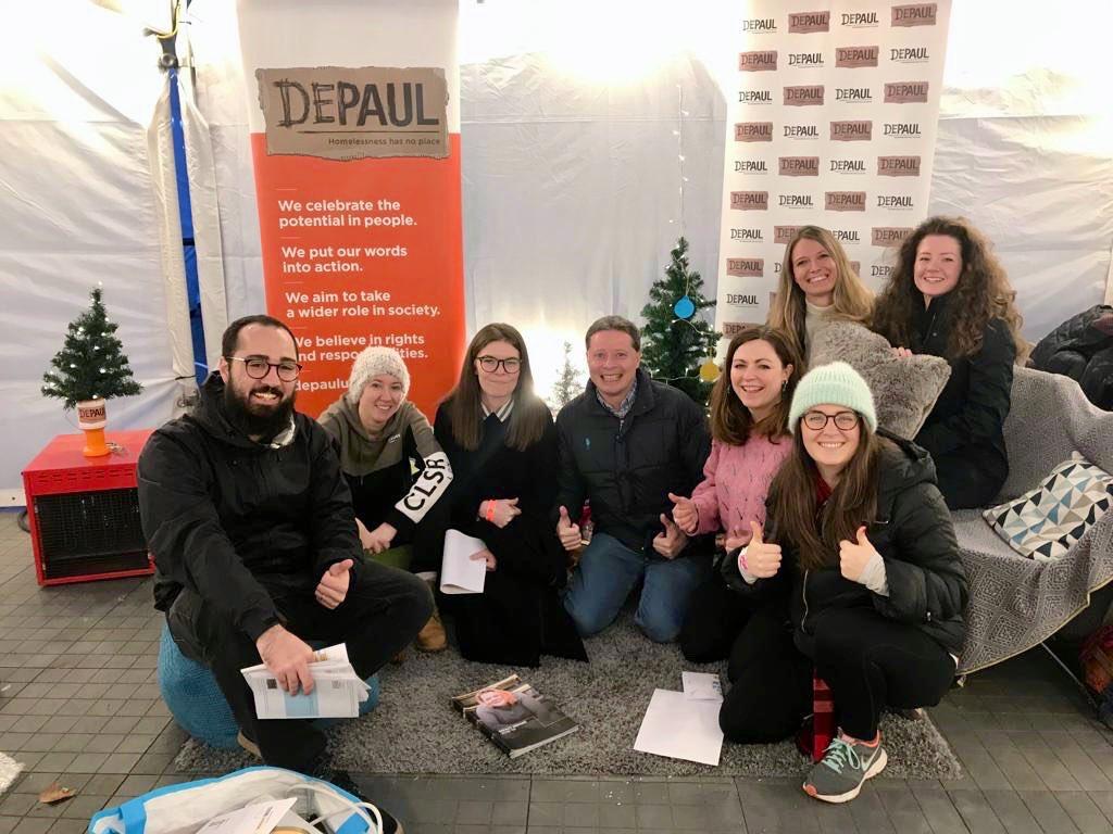 Taylor Swift Birthday Fundraiser Homelessness Depaul International