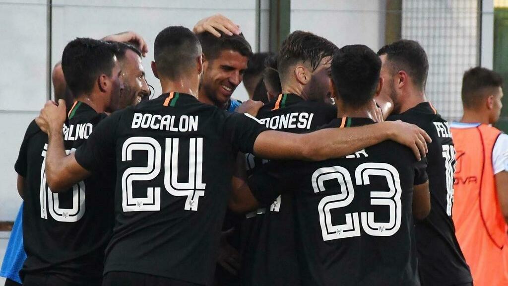 Il Venezia in rimonta agguanta il pari a Pescara h...