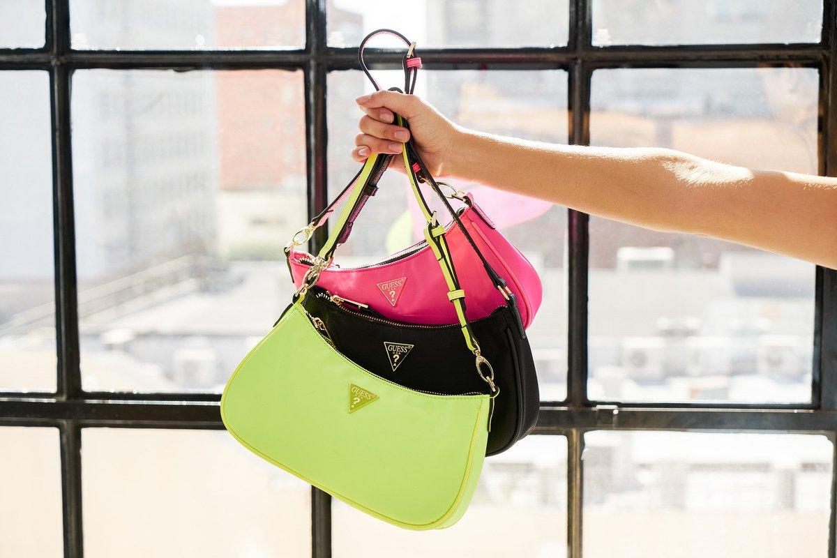 now trending: shoulder bags