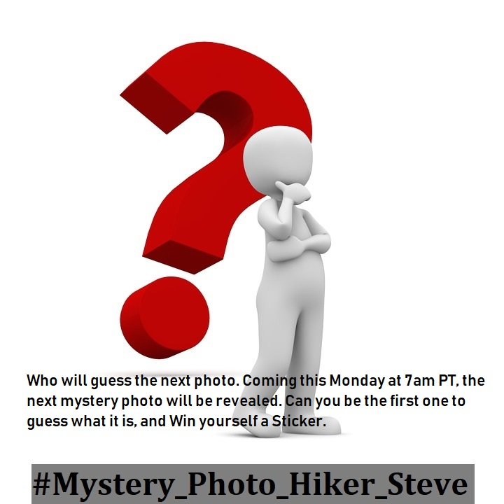 Next photo coming Monday, on Instagram.  ⁠ ⁠ #Contest #MysteryPhoto_Hiker_Steve #Just4Fun  #Hiker_Fun #Hike #Backpacking ⁠#Parkchat #hikerchat #vancouvertrails #outdoorsvancouver #exploreBC #BCParks #EpicSocialAdventures #HikeBC #BeautifulBC